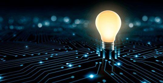 energy from a light bulb