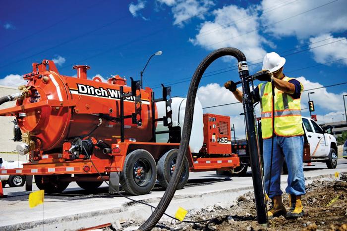 hydrovac contractors