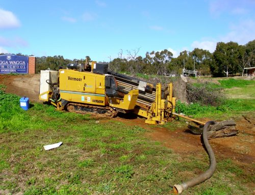 The Technical, Economic and Environmental Benefits of Horizontal Directional Drilling