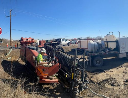 Advance Line Systems' Safety Practices When Doing Horizontal Directional Drilling